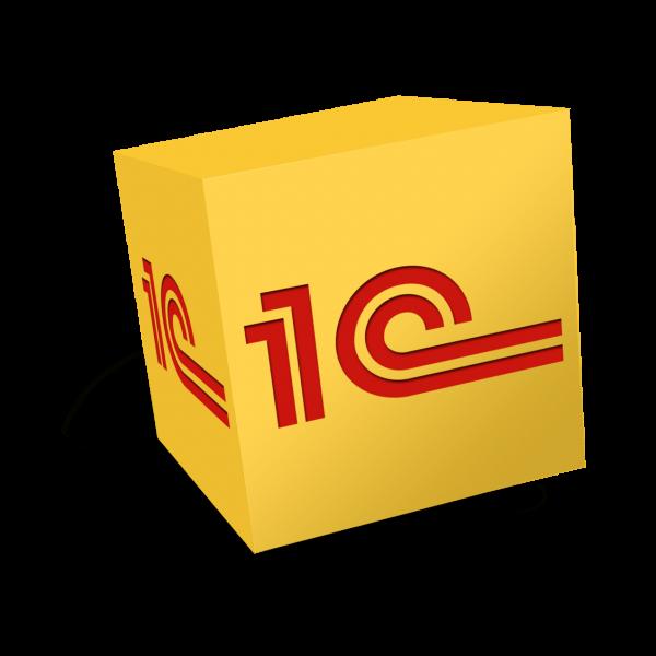 1С кубик
